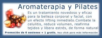 Aromaterapia y Pilates